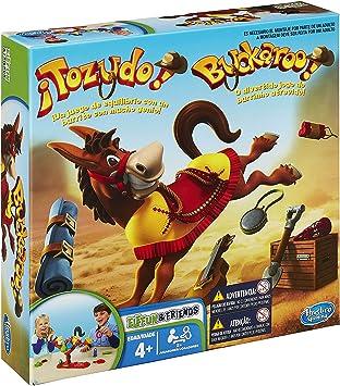 Hasbro Gaming 48380B09 Tozudo - Juego de mesa para niños de 4 años y más: Amazon.es: Juguetes y juegos