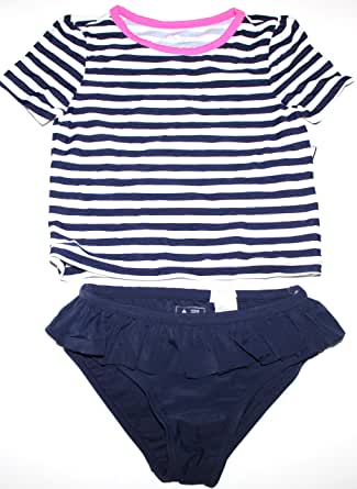 Amazon.com: baby Gap Toddler Preschool Girls 2 Piece UPF