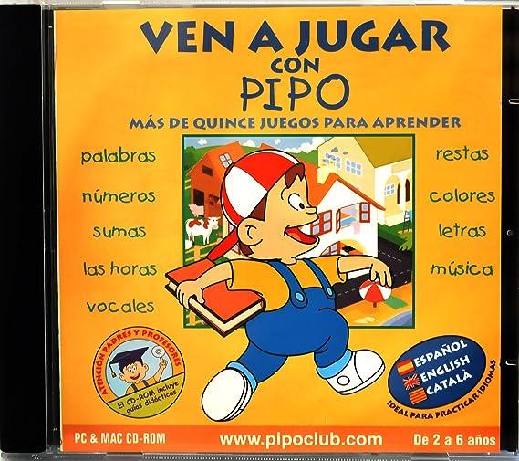 Ven A Jugar Con Pipo Amazones Software