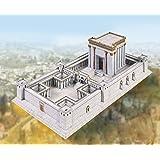 """Aue-Verlag 55 x 29 x 16 cm """"Temple in Jerusalem"""" Model Kit"""