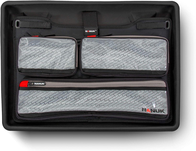 Nanuk Deckelorganizer Für 930 933 Nanuk Case 930 Lido Kamera