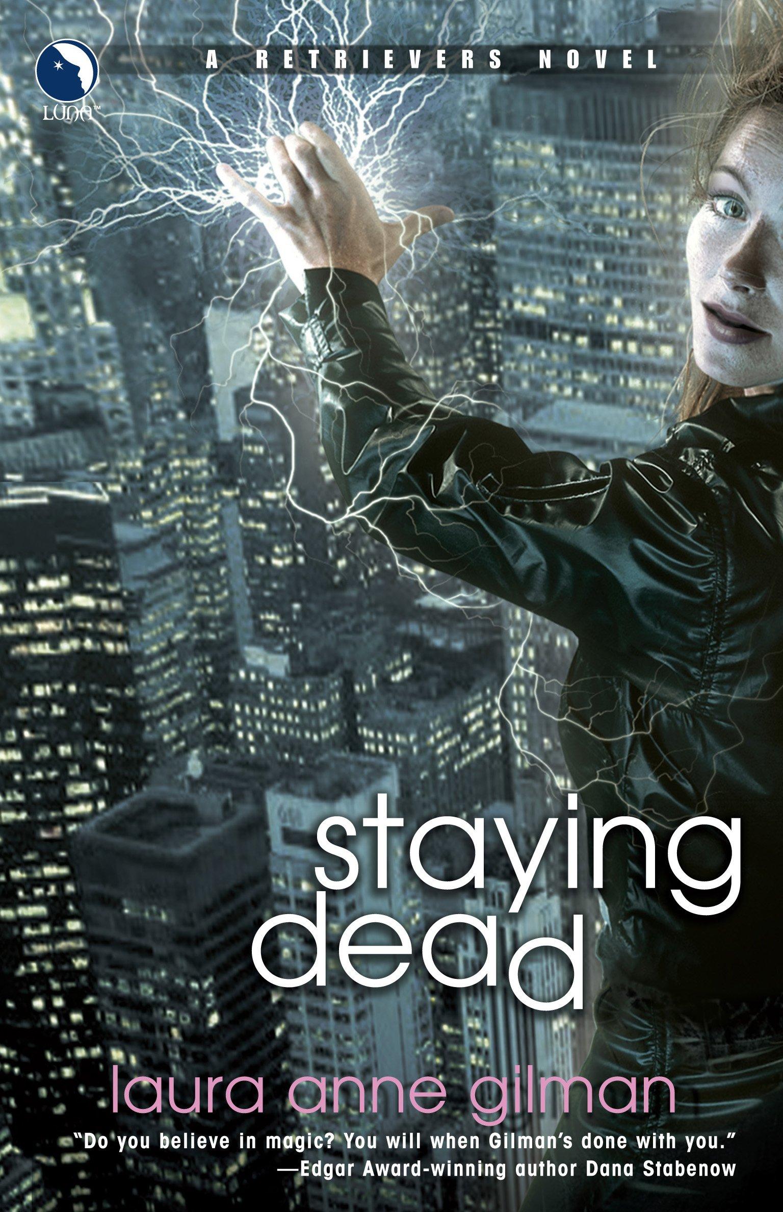 Download Staying Dead (Retrievers, Book 1) pdf epub
