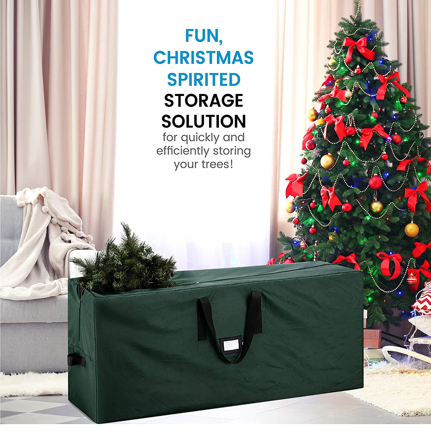 Amazon Zober Christmas Tree Storage Bag Pack of 2 Premium