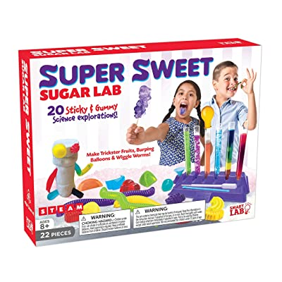 SmartLab Toys Super Sweet Sugar Lab Science Toy: Toys & Games