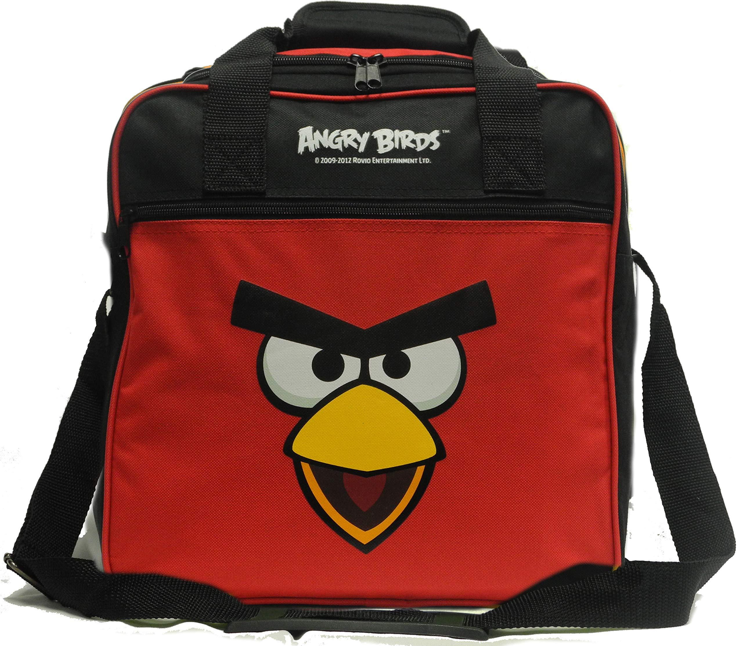 Ebonite Angry Birds Single Ball Bowling Bag (Red Bird)