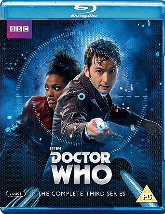 Doctor Who - Series 3 [Reino Unido] [Blu-ray]: Amazon.es: David ...