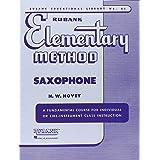 Rubank Elementary Method - Saxophone (Rubank Educational Library)