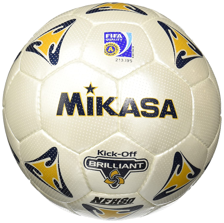 Mikasa PKC55-BR Kick Off Brillant balón de fútbol Oficial tamaño ...
