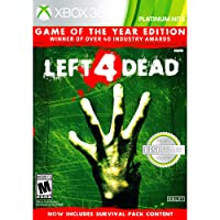 Left 4 Dead GOY Xbox 360 Game of the year edition