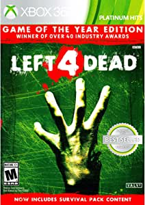 Left 4 Dead Game of the Year Edition - Xbox 360