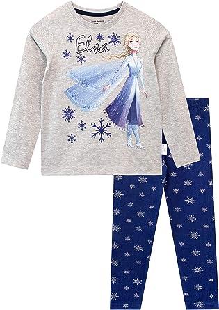 Disney Frozen Girl/'s 2 Piece Legging Set Aqua Sparkle Elsa