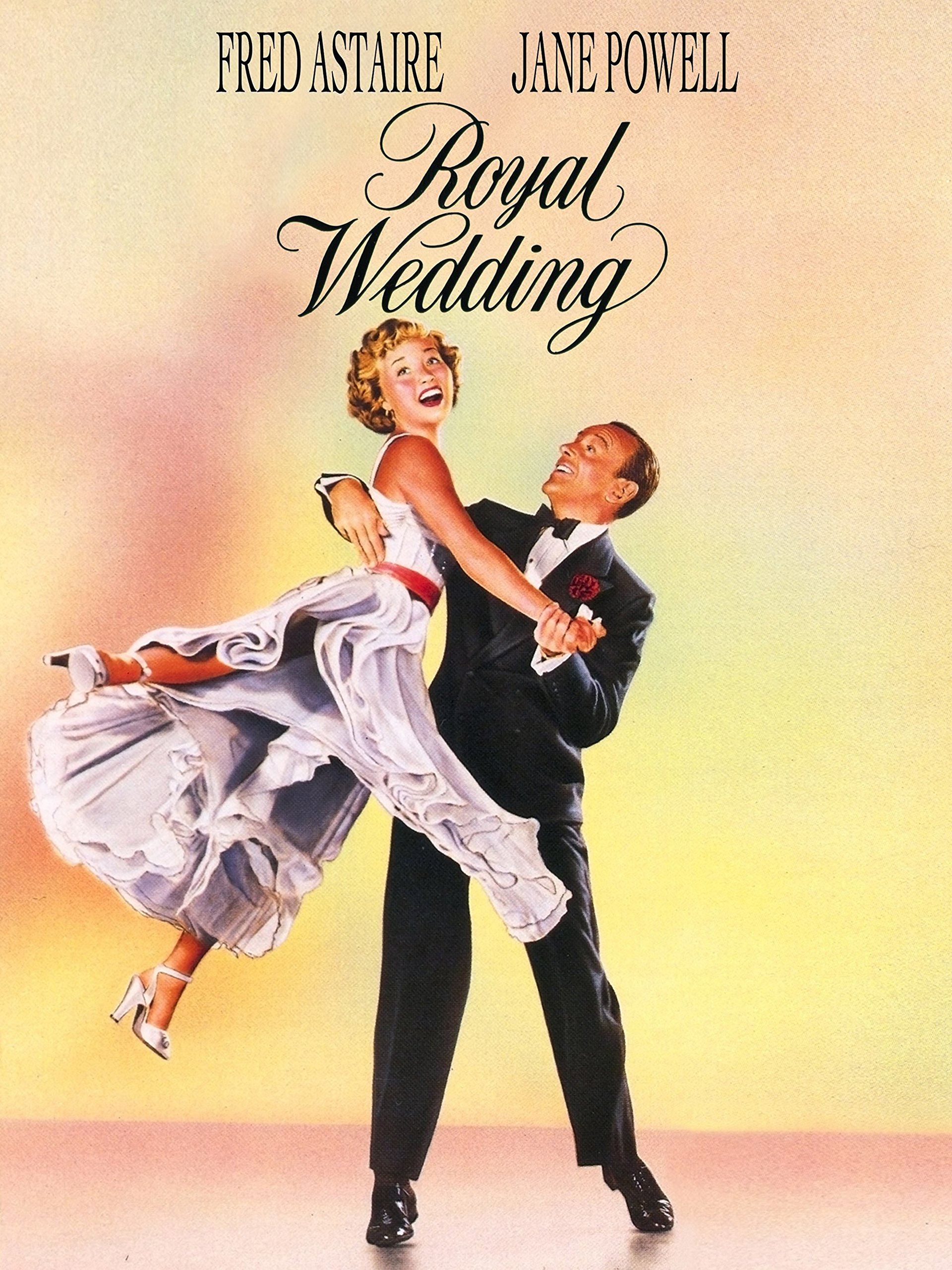 Amazon.com: The Royal Wedding: Fred Astaire, Jane Powell ...