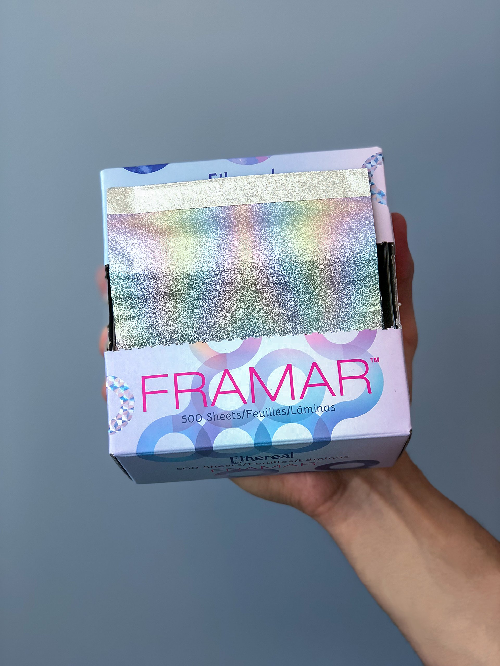 Framar Ethereal Pop Up Foil 5x11-500 Count by Framar (Image #4)