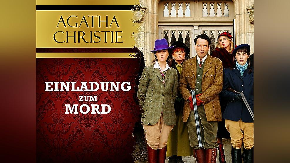 Agatha Christie - Einladung zum Mord