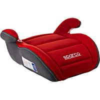 Sparco F100K Sparco Booster - Red/Grey [00924Rs]