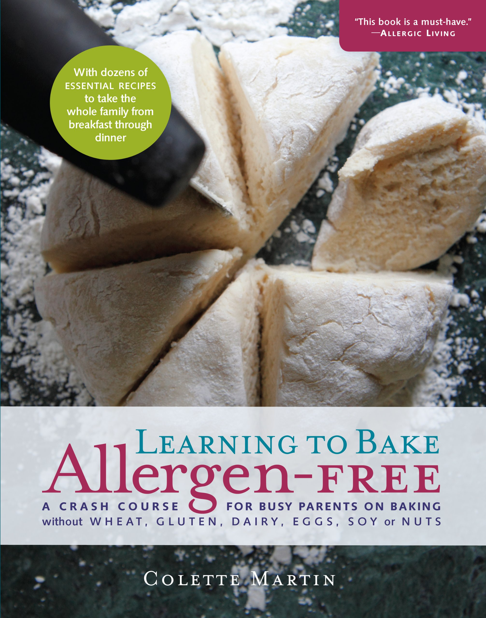 Learning to bake allergen free amazon colette martin learning to bake allergen free amazon colette martin 9781615190539 books forumfinder Choice Image