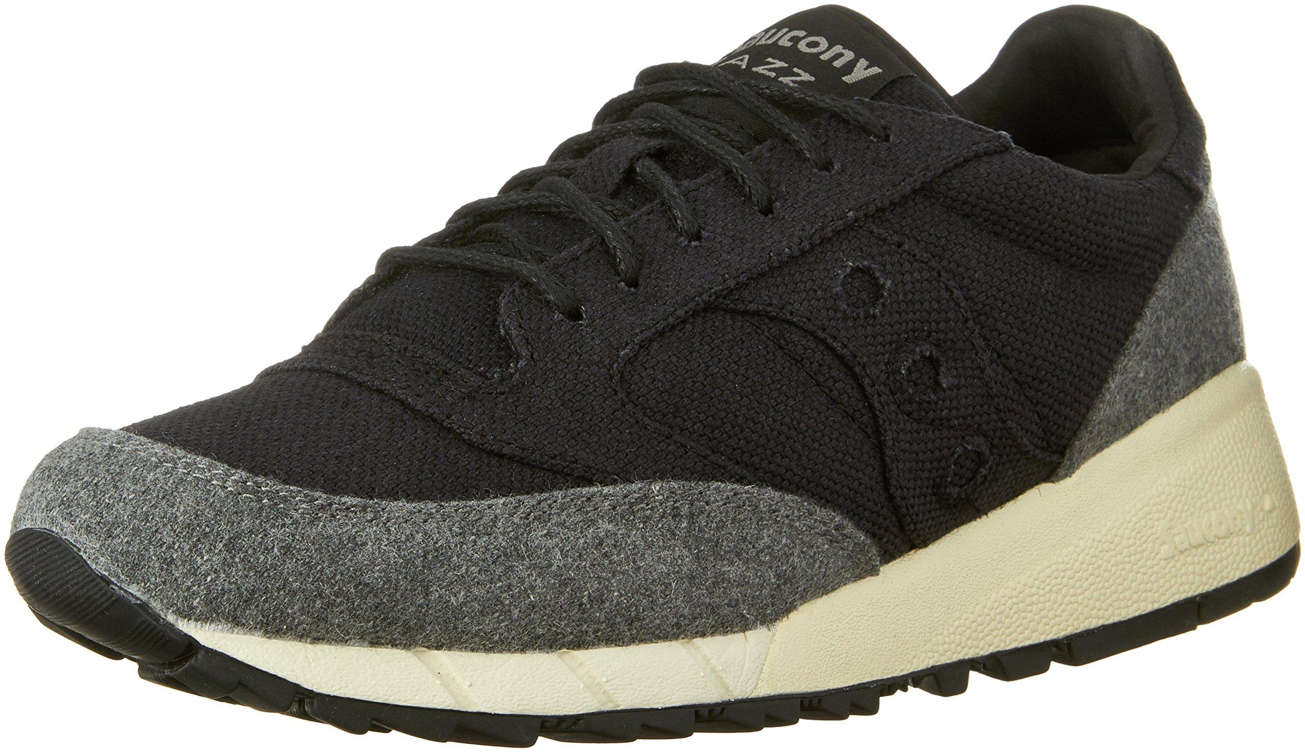 Fashion SneakersBlackgray7 Shoes M About 91 Originals Jazz Details Saucony Us Men's ZiTPOkXu