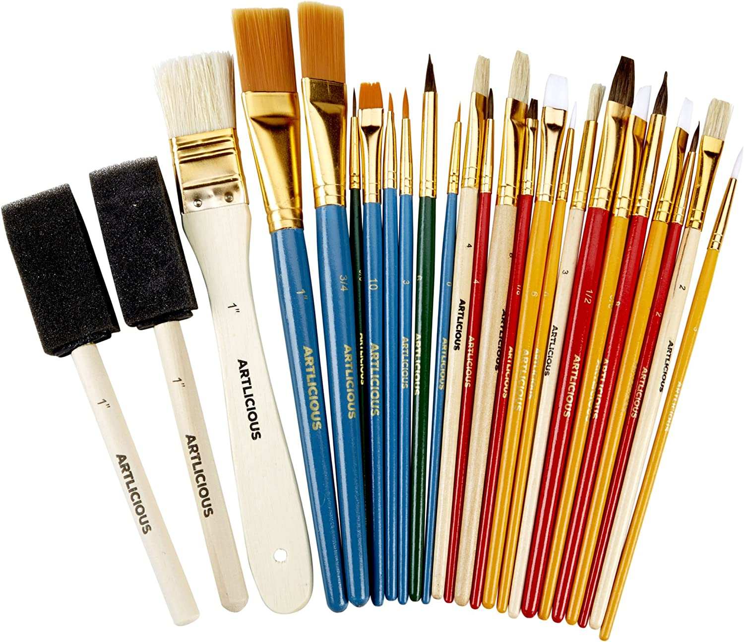 Paint Brush Value Pack
