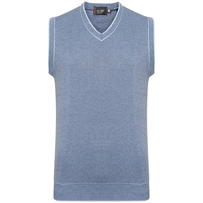 1a5f48cf2d5732 Shop Online New Mens Knitted Sleeveless V Neck Sweater