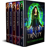 Unholy Trinity: The Complete Series (English Edition)