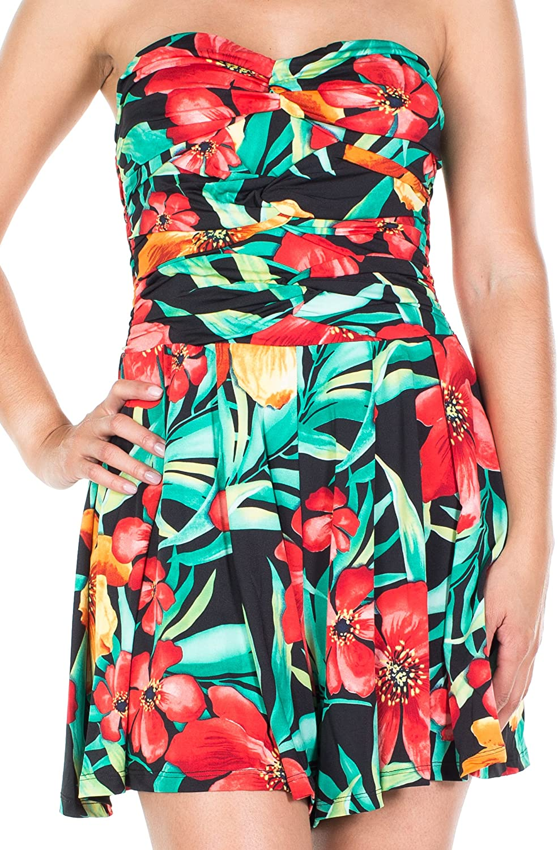Nikibiki Womens Floral Print Jumper