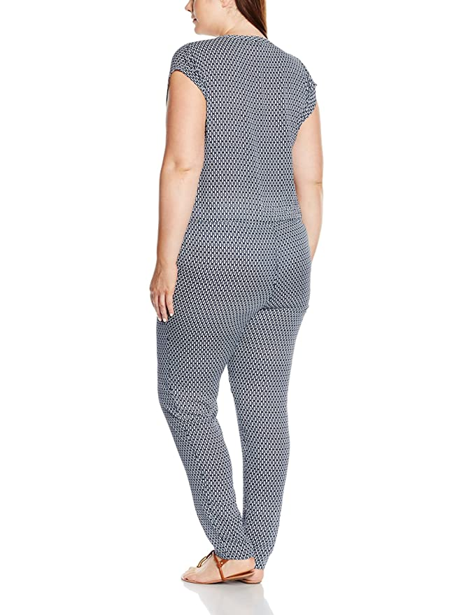 TRIANGLE - s.Oliver Damen Jumpsuits 34.605.85.4672: Amazon.de: Bekleidung