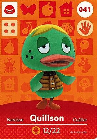 Amazon.com: Animal Crossing Happy Home Designer Amiibo Card ...