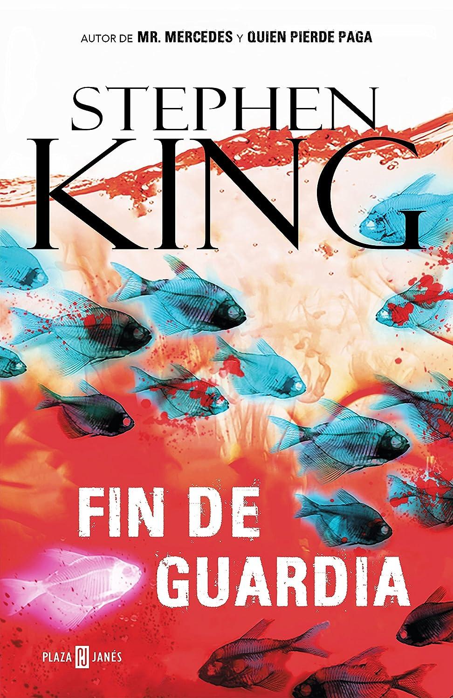Fin de guardia (Trilogía Bill Hodges 3) eBook: King, Stephen ...