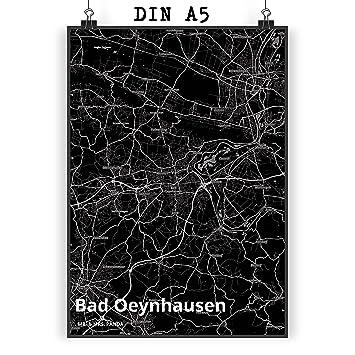 Amazon De Mr Mrs Panda Poster Din A5 Stadt Bad Oeynhausen