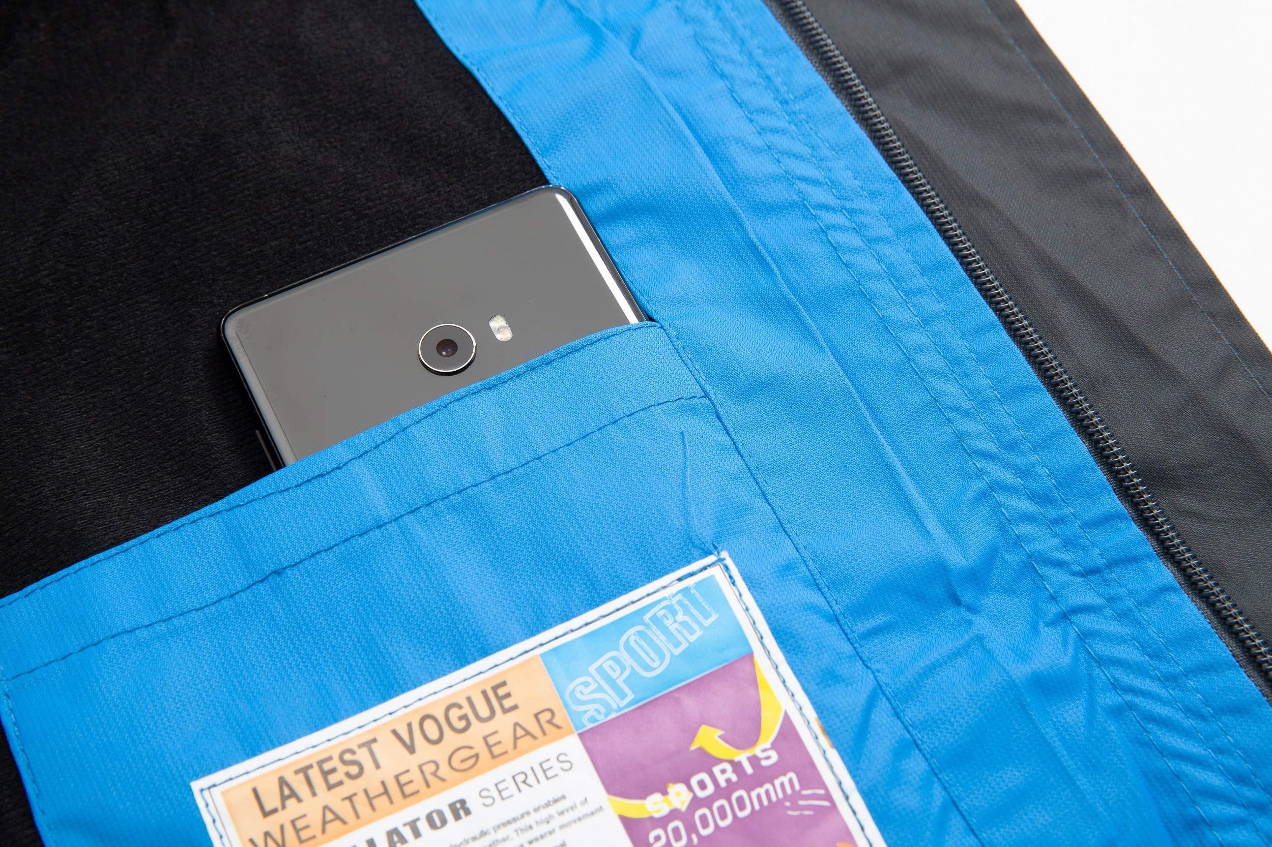 Diamond Candy men Sportswear Hooded Softshell Outdoor Raincoat Waterproof Jacket 08BM