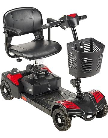 Amazoncom Mobility Scooters Health Household Four Wheeled