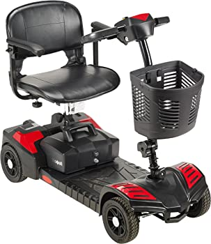 Drive Medical SFSCOUT4-EXT Mobility Scooter