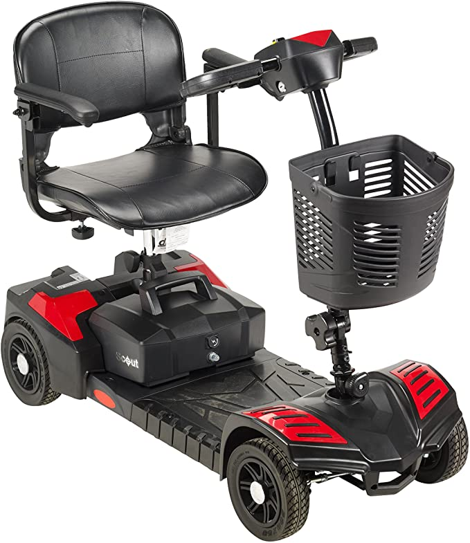 Drive Medical SFSCOUT4-EXT Scout Compact