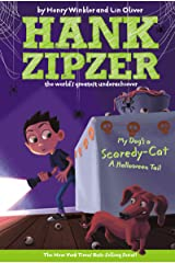 My Dog's a Scaredy-Cat #10: A Halloween Tail (Hank Zipzer) Kindle Edition