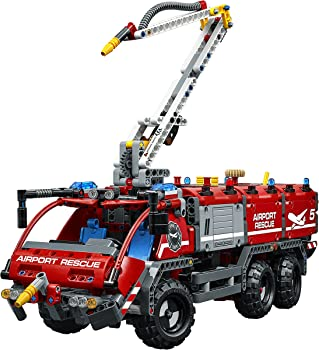 LEGO Technic Airport Rescue Vehicle 42068 Building Kit
