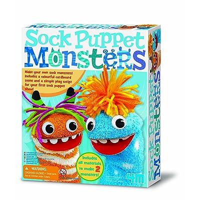 4M - 68371 - Marionnette - Monster
