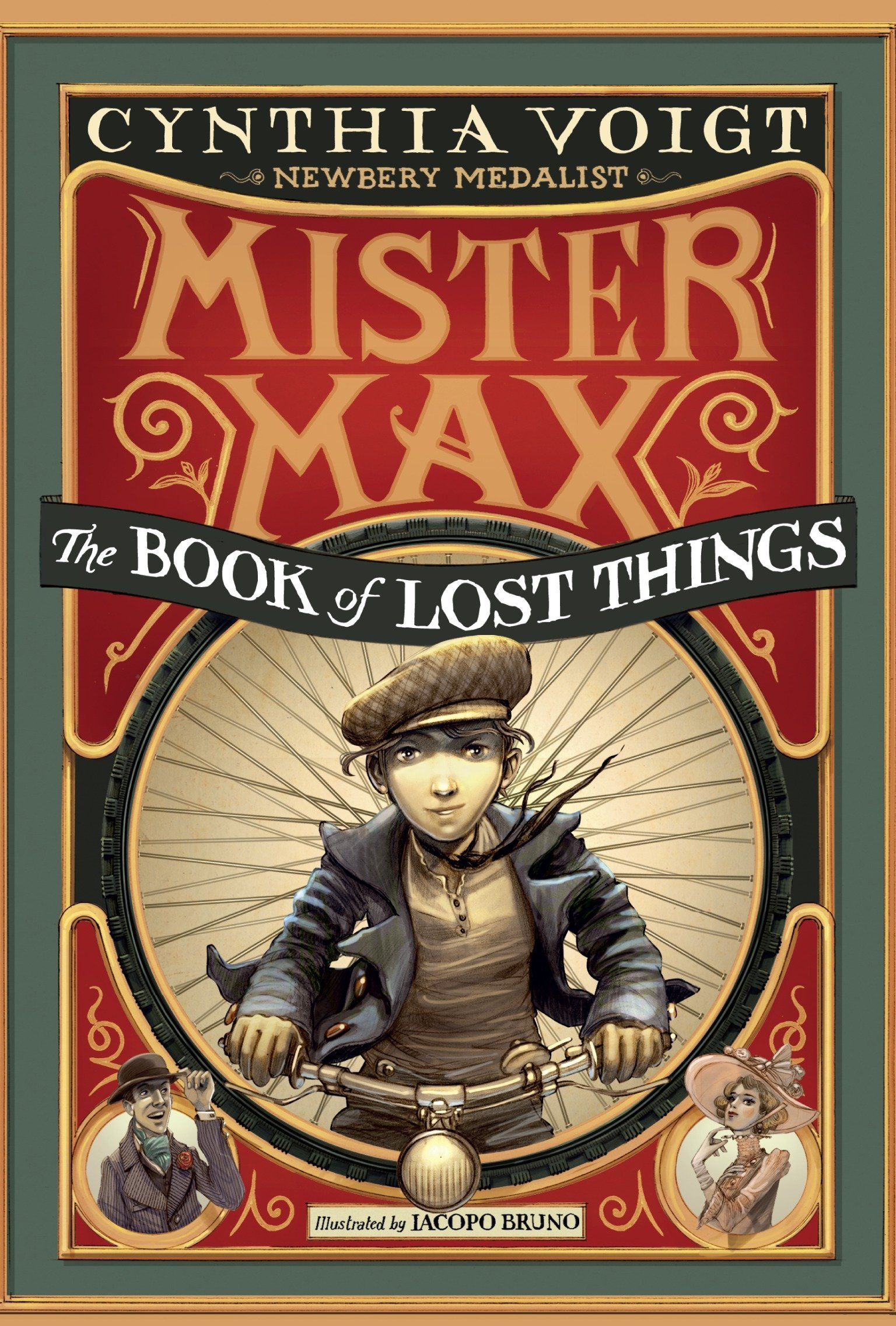 Mister Max The Book Of Lost Things Mister Max 1 Voigt Cynthia Bruno Iacopo 9780307976826 Amazon Com Books