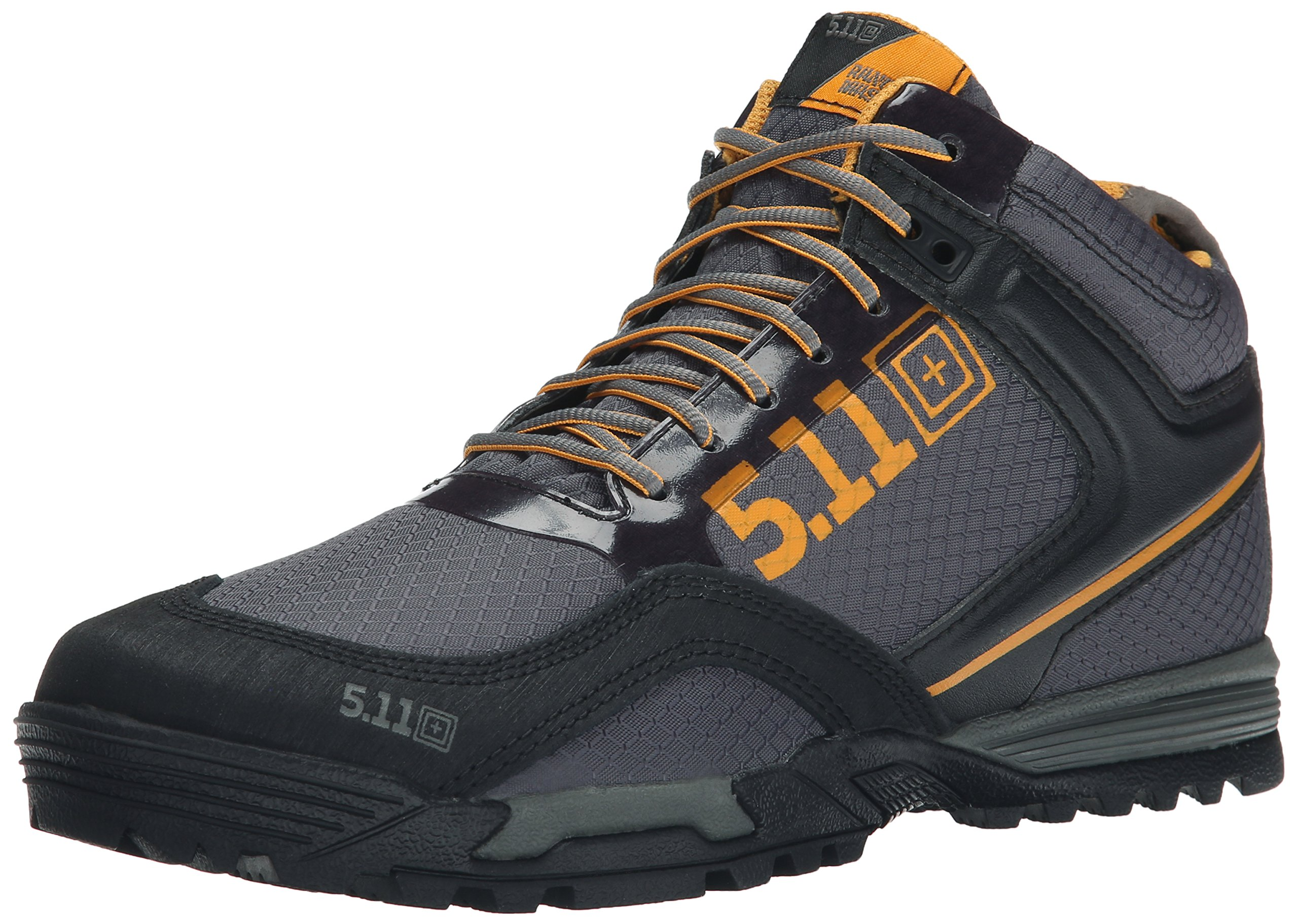 5.11 Tactical Men's Range Master G Work Shoe,Gun Smoke,5 D(M) US