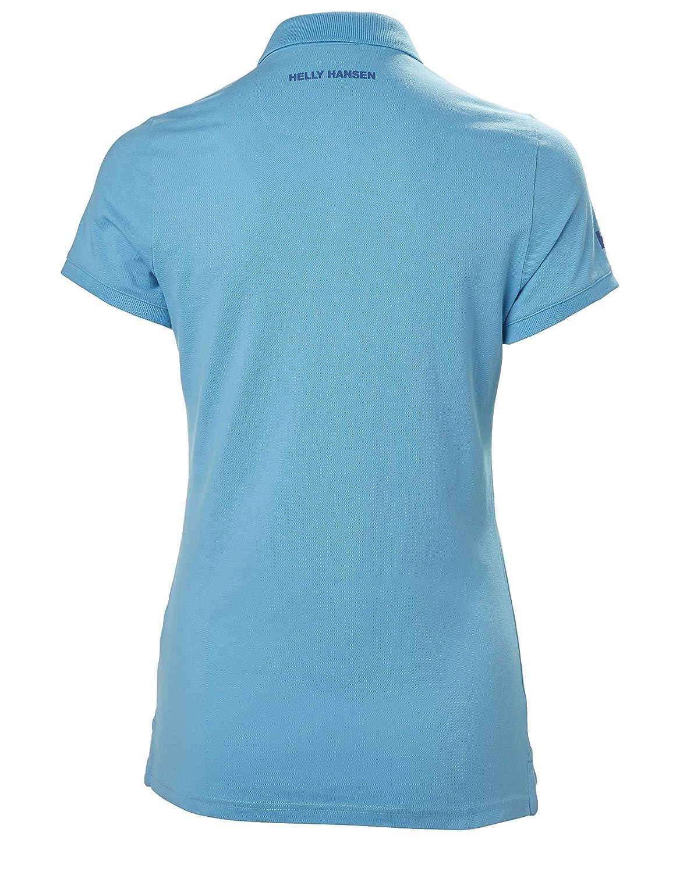 Helly Hansen Crew Pique 2 Camisa Polo, Unisex Adulto, Navy, XS ...