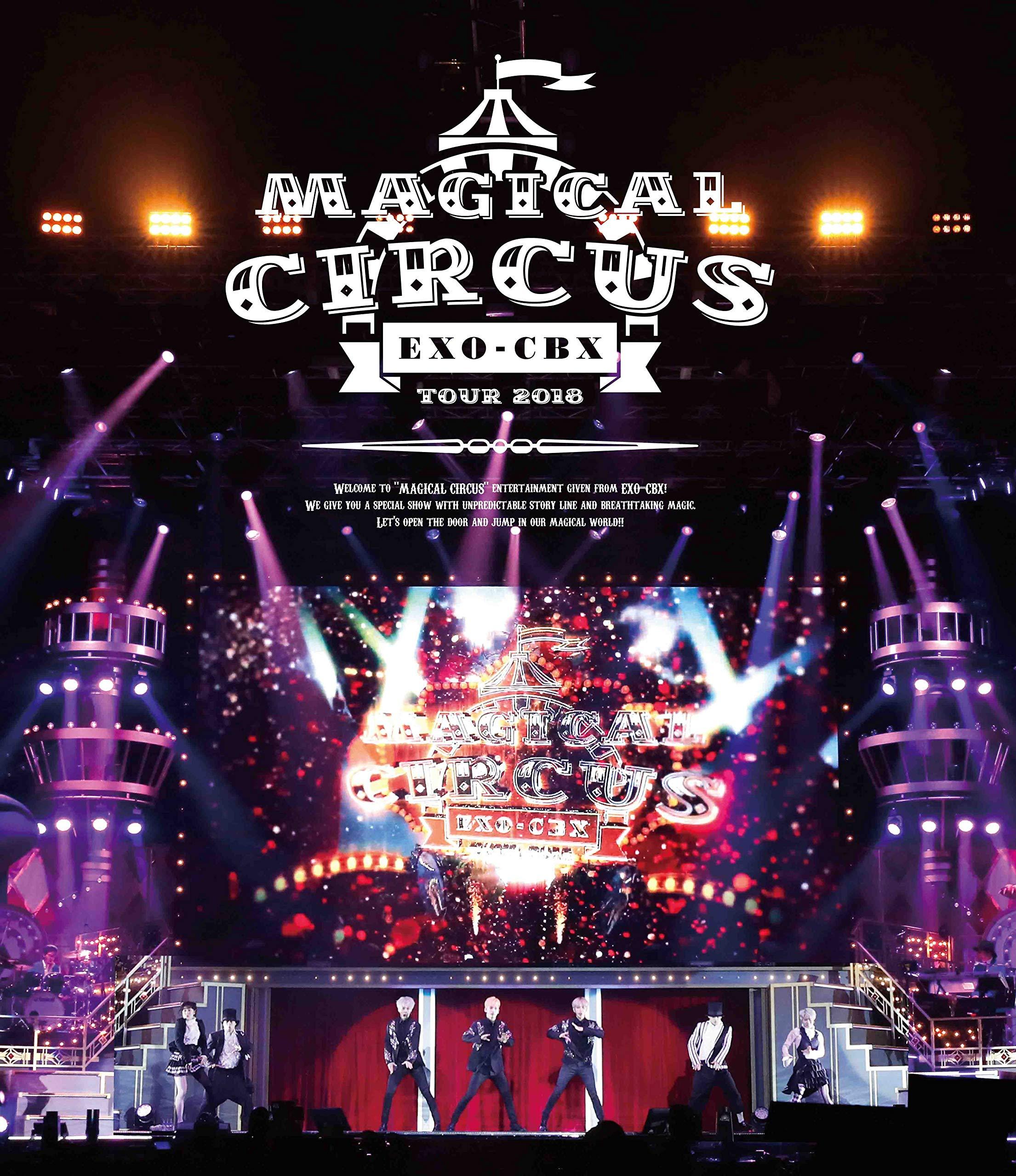 Blu-ray : Magical Circus Tour 2018 (Japan - Import)