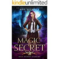 Half-Blood Academy 2: Magic Secret: an academy reverse harem fantasy romance (English Edition)