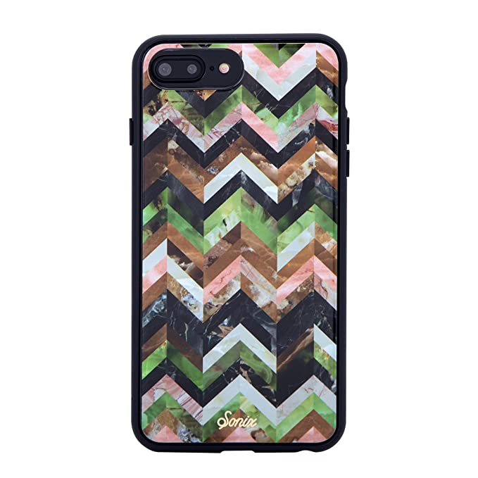 newest collection a3c5e ff590 iPhone 8 Plus, 7 Plus, 6 Plus, Sonix Desert Tile Clear Coat Cell Phone Case  - Military Drop Test Certified - Sonix Clear Case Series for Apple (5.5