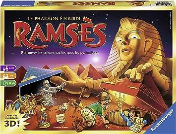 Ravensburger – 26717 – Ramsés – Juego: Amazon.es: Juguetes y ...