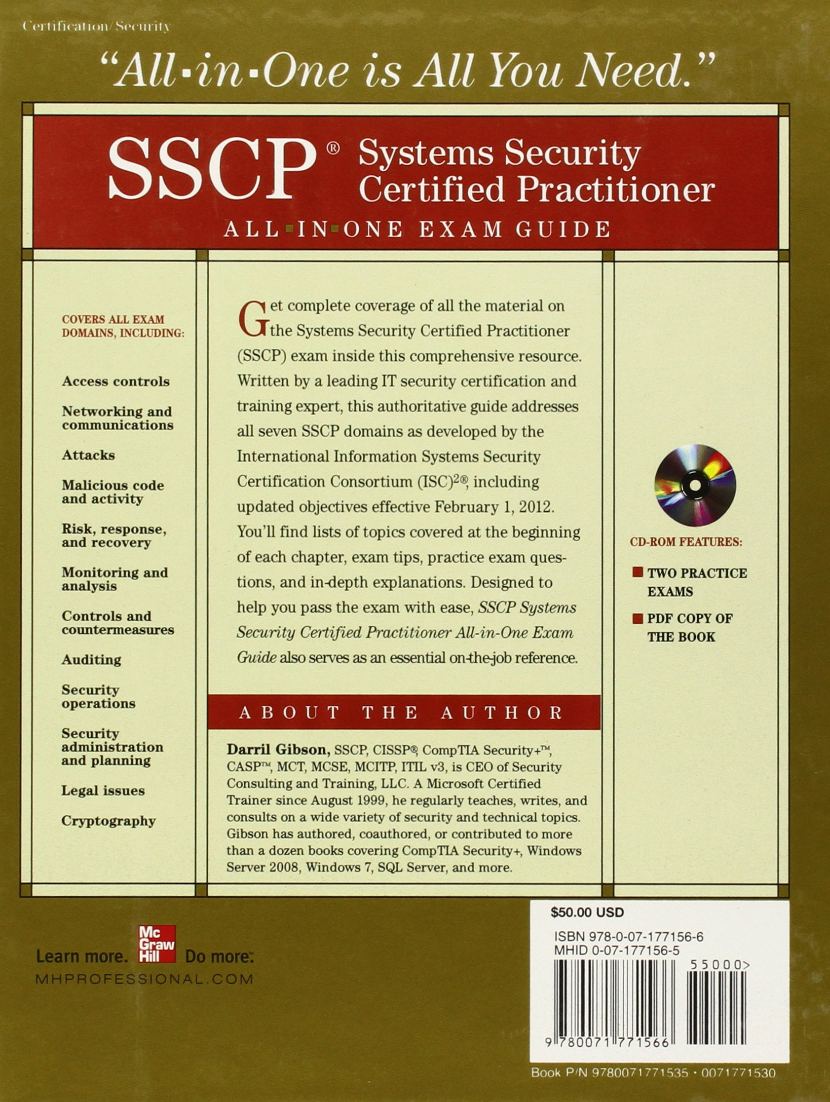 Buy sscp systems security certified practitioner all in one exam buy sscp systems security certified practitioner all in one exam guide book online at low prices in india sscp systems security certified practitioner 1betcityfo Image collections