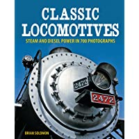 Classic Locomotives: Steam and Diesel Power in 700