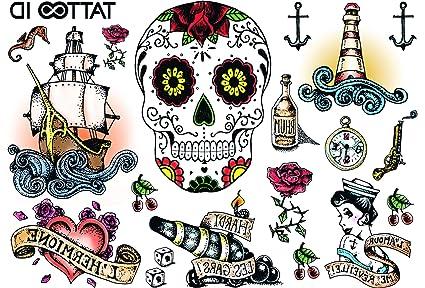 Tatuajes Old School Mujer