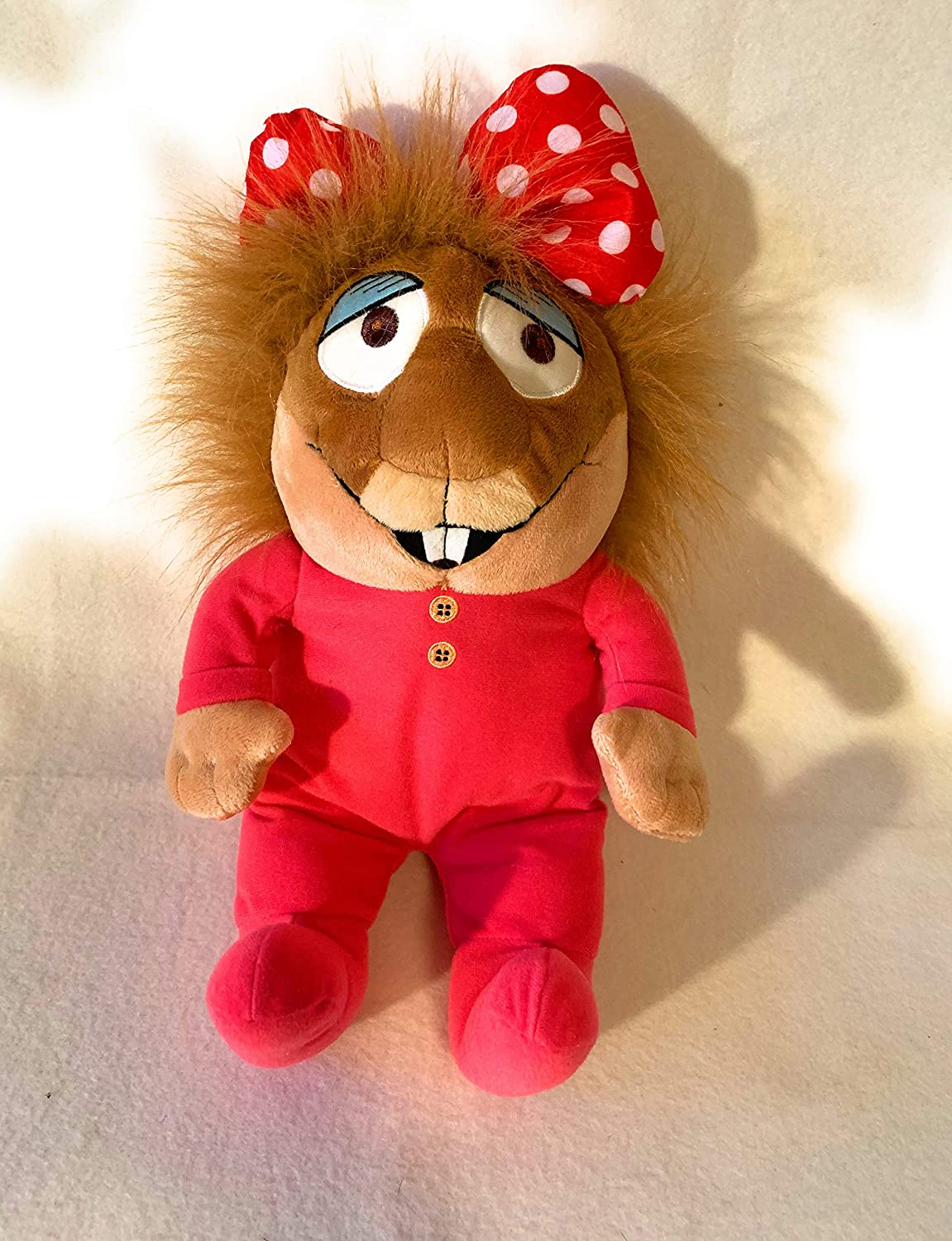 Weighted stuffed animal AUTISM SENSORY TOY Little Critter with 3 lbs
