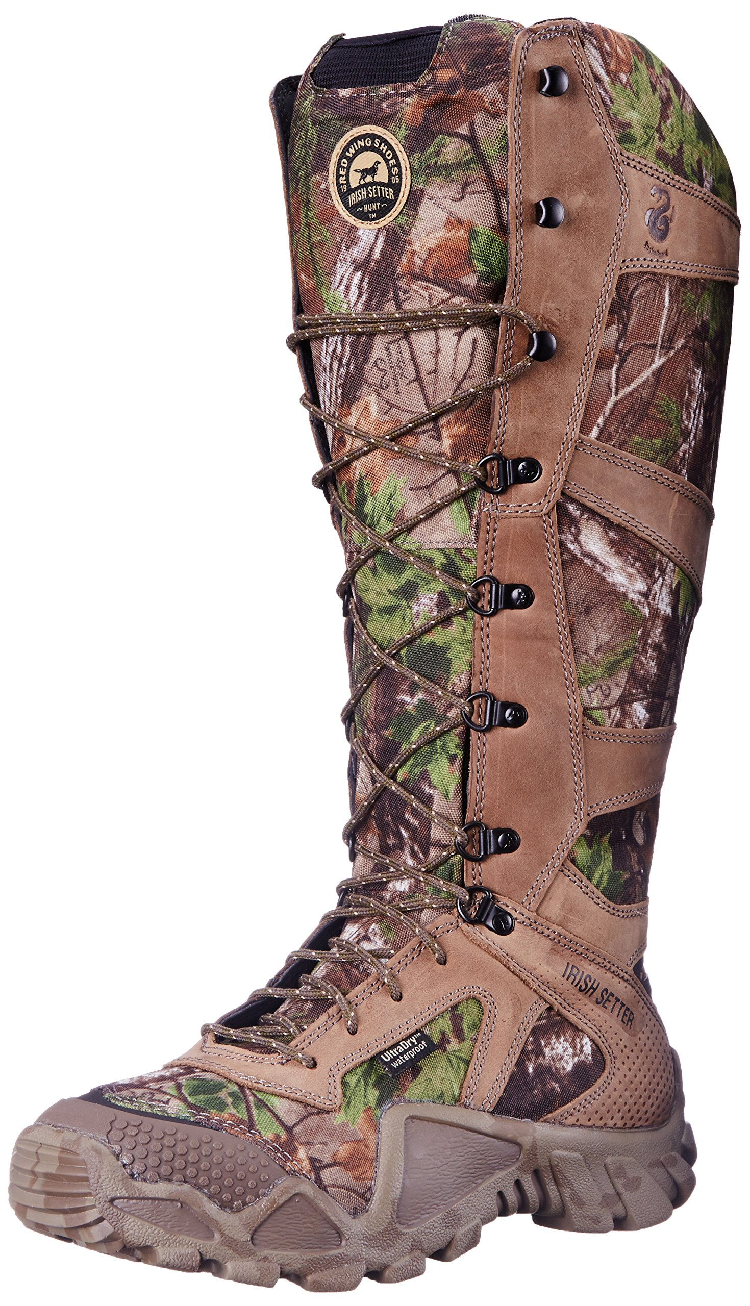 Irish Setter Men's 2875 Vaprtrek Waterproof 17'' Hunting Boot, Realtree Xtra Green,8 EE US by Irish Setter (Image #1)