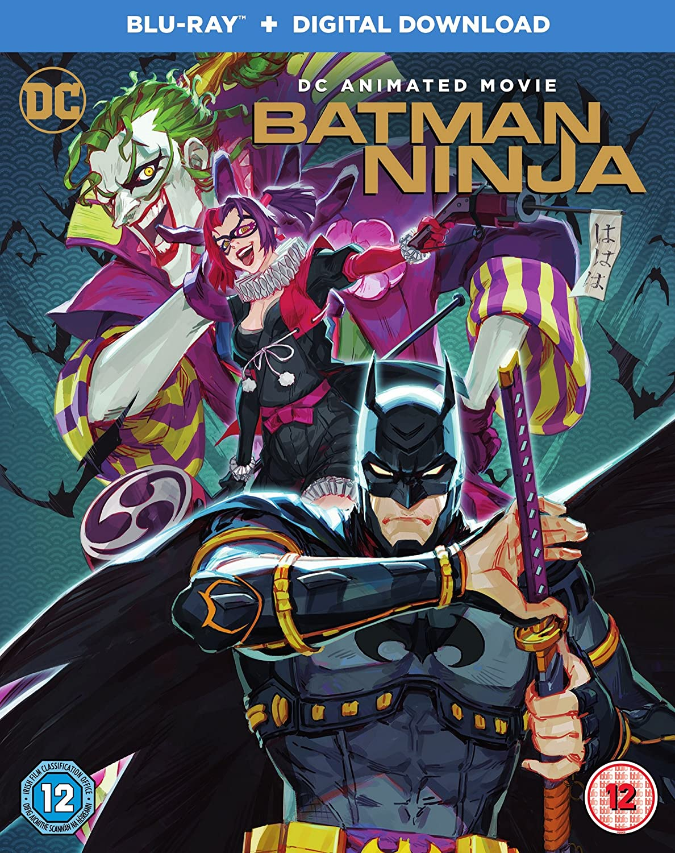 Batman Ninja - Cover