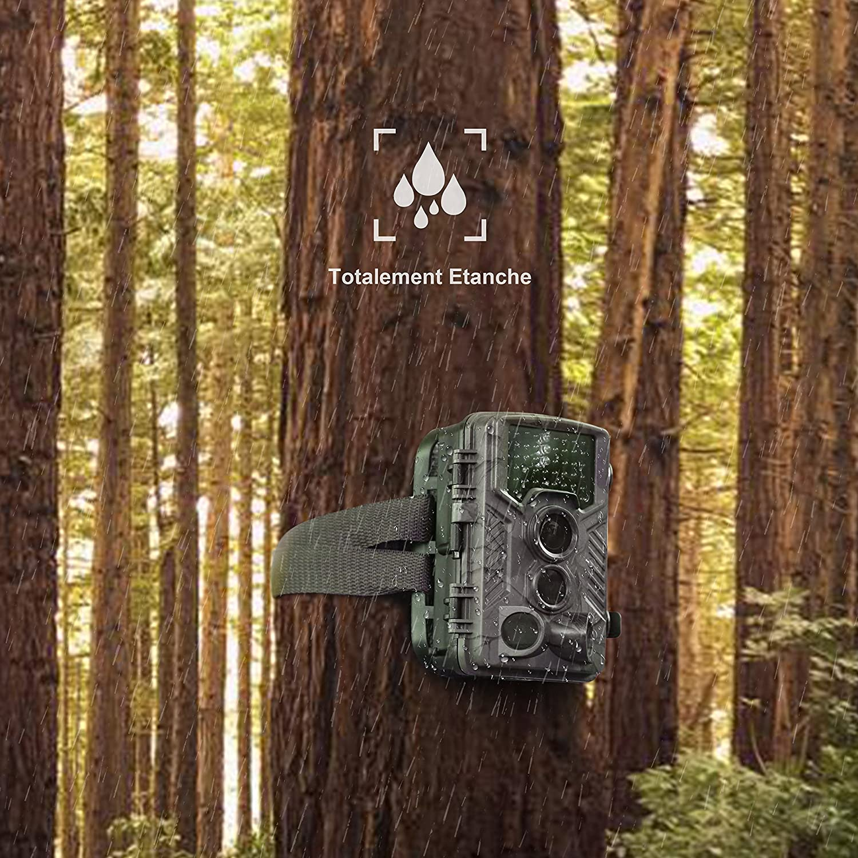 cámaras de videovigilancia camuflada